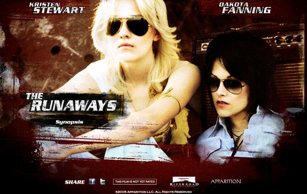 The Runaways Medicina Cinema E Tecnologia